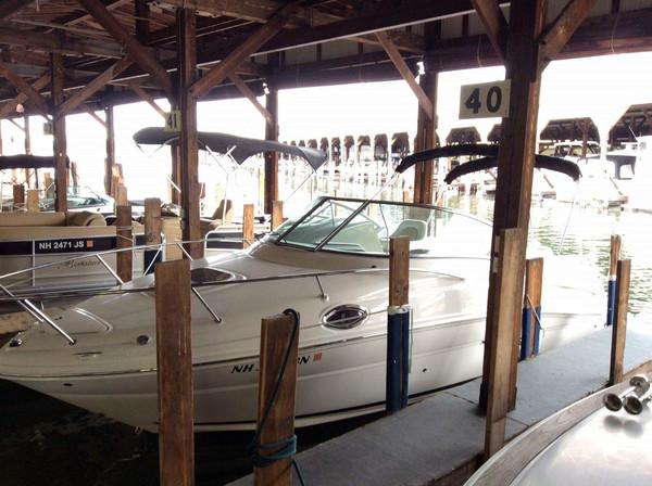 Used Sea Ray 240 Sundancer 11417 Cruiser Boat For Sale