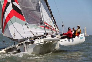 Used Corsair F27 Trimaran Sailboat For Sale