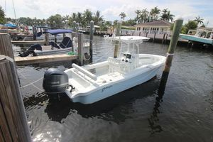Used Yellowfin 26 Hybrid Center Console Fishing Boat For Sale
