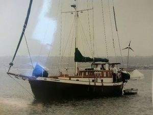 Used Benford Custom Mercedes Cruiser Sailboat For Sale