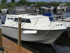 Used Mako 238 Walkaround Fishing Boat For Sale