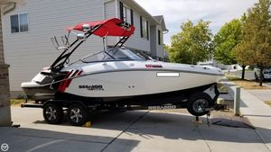 Used Sea-Doo 210 Wake Ski and Wakeboard Boat For Sale