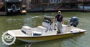 Used Majek REDFISH 18 TUNNEL Flats Fishing Boat For Sale