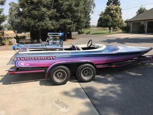 Used Brendella Runner Bottom High Performance Boat For Sale