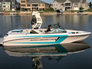 Used Nautique Super Air 210Super Air 210 Ski and Wakeboard Boat For Sale
