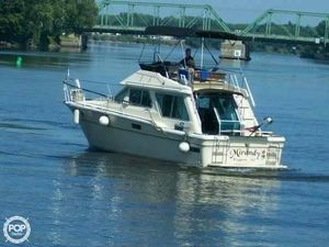 Used Sea Ray 360 Sedan Bridge Express Cruiser Boat For Sale