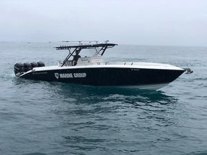Used Midnight Express 39 Center Console Center Console Fishing Boat For Sale