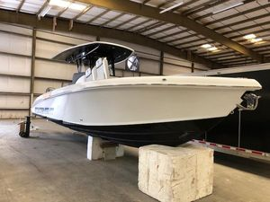 Used Statement 35 Center Console Fishing Boat For Sale