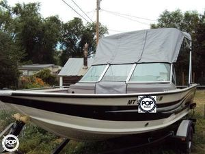 Used Smoker Craft 162 Pro Angler XL Aluminum Fishing Boat For Sale