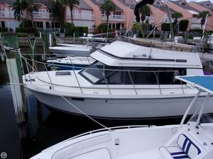 Used Carver Mariner 2897 Sports Fishing Boat For Sale
