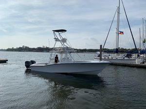 Used Rybo Runner 31 Sportfisherman Center Console Fishing Boat For Sale