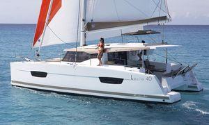 New Fountaine Pajot Lucia 40 Catamaran Sailboat For Sale