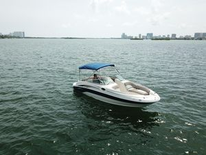 Used Sea Ray 240 Sundeck - 2015 Engine Cruiser Boat For Sale