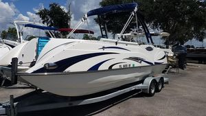 Used Caravelle Razor Pontoon Boat For Sale