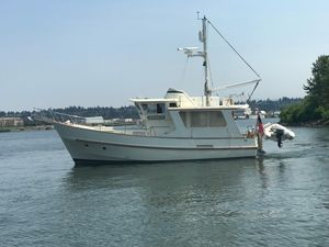 Used Fisher 38 Fisher/fairway Trawler Boat For Sale