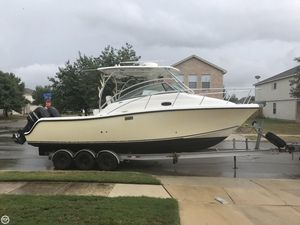 Used Mako 284 Express Walkaround Fishing Boat For Sale