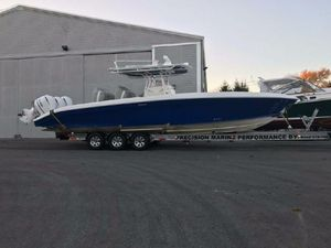 Used Midnight Express 37 Open Center Console High Performance Boat For Sale