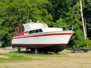 Used Chris-Craft Roamer Express Cruiser Boat For Sale