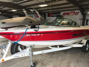 Used Mastercraft Prostar 205VProstar 205V Runabout Boat For Sale