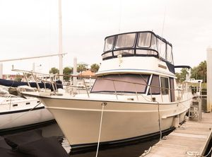 Used Custom Taiwan Overseas Motor Yacht For Sale