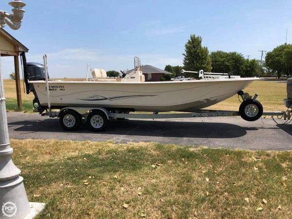 Used Carolina Skiff 238 DLV Skiff Fishing Boat For Sale