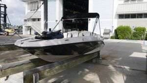 Used Scarab 165G Jet Boat For Sale