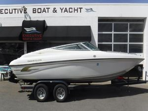 Used Crownline 225 Bowrider High Performance Boat For Sale