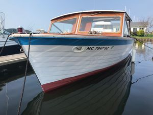Used Lyman Utility Sleeper Antique and Classic Boat For Sale