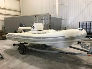 Used Novurania 460 Deluxe Rigid Sports Inflatable Boat For Sale