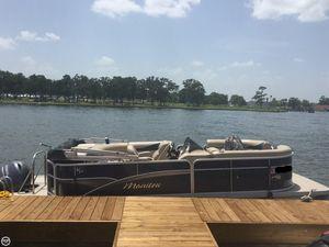 Used Manitou 21 VP Oasis Pontoon Boat For Sale