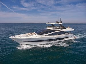 New Astondoa 80 Flybridge Motor Yacht For Sale