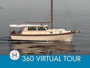 Used Gulfstar 36 Pilothouse Motorsailer Sailboat For Sale