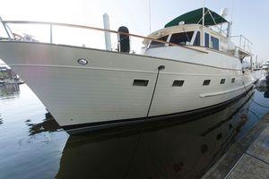 Used Fleming 53 Pilothouse Motoryacht Motor Yacht For Sale