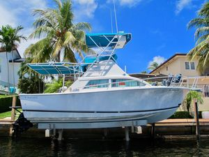 Used Seacraft 27 Seamaster Express Cruiser Boat For Sale
