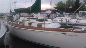 Used Cheoy Lee 36 Cruiser Sailboat For Sale