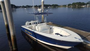 Used Seacraft 25 Open Fisherman Center Console Fishing Boat For Sale