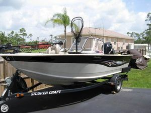 Used Smoker Craft Pro Mag 172 Aluminum Fishing Boat For Sale