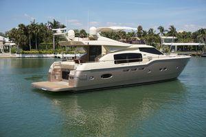 Used Ferretti Yachts Altura 690 Mega Yacht For Sale