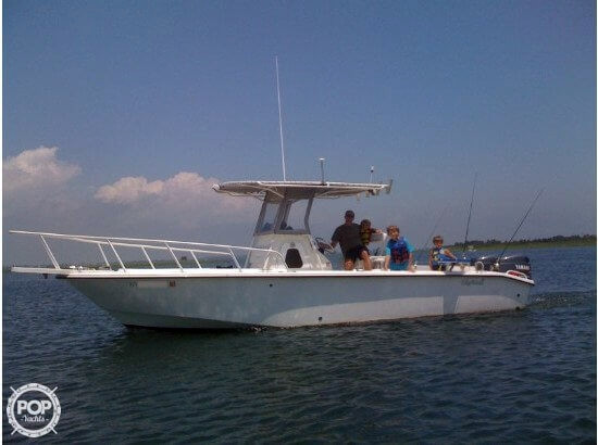 Used Edgewater 247 CC Center Console Fishing Boat For Sale