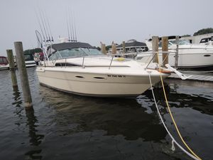 Used Sea Ray 300 Weekender Cruiser Boat For Sale