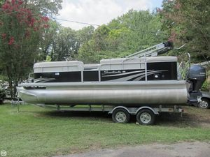 Used Sweetwater SW 2286 Pontoon Boat For Sale