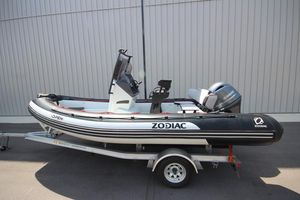 New Zodiac Open 5.5 115hp IN Stock Tender Boat For Sale