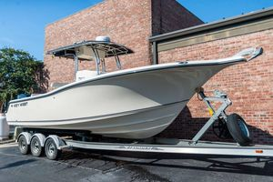 Used Key West 268 Center Console268 Center Console Center Console Fishing Boat For Sale