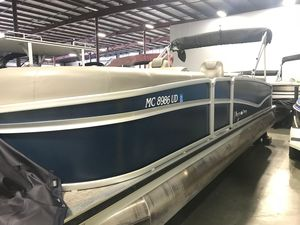 Used Premier 250 Solaris RF250 Solaris RF Pontoon Boat For Sale