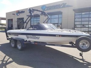Used Malibu Response LXResponse LX Ski and Fish Boat For Sale