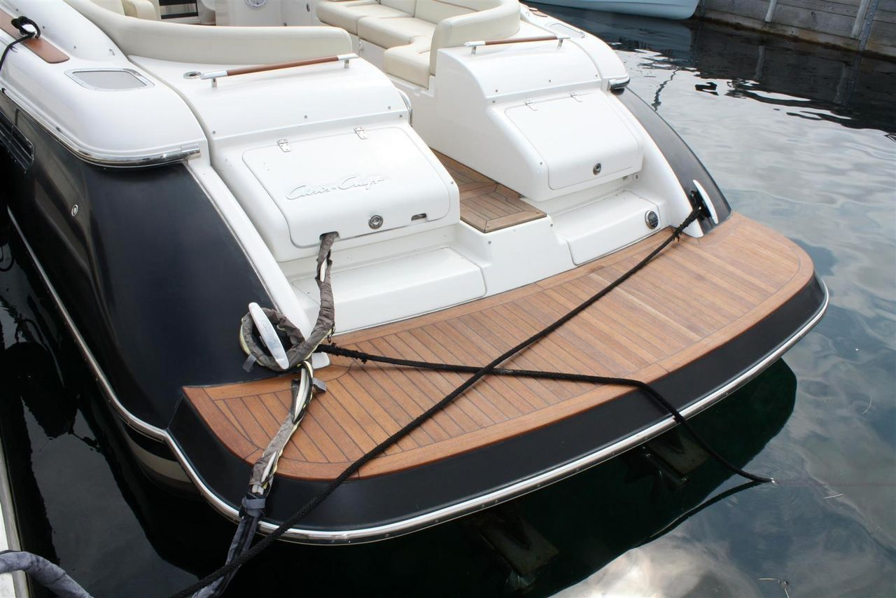 2006 Used Chris-Craft Corsair 36 Cruiser Boat For Sale - $169,900