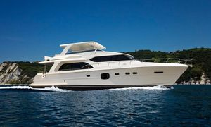 New Hampton 650 Pilothouse Motor Yacht For Sale