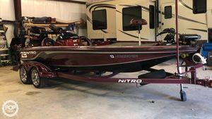 Used Nitro Z-9 Bass Boat For Sale