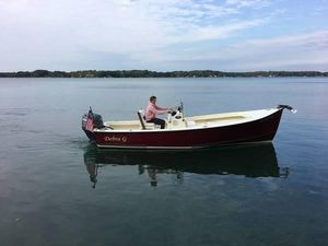 Used Seaway Sportsman Commercial Boat For Sale