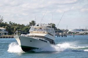 Used Mikelson 50 Sportfish Sports Fishing Boat For Sale